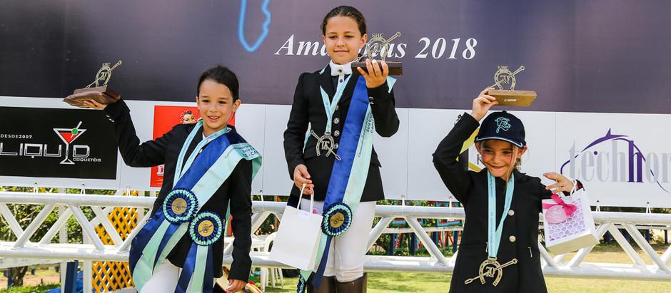 Conheça as vencedoras do Campeonato Paulista de Amazonas Iniciantes 2018