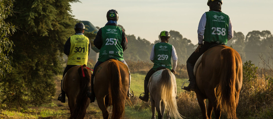 II Etapa da Copa Chevaux reúne cavaleiros de diversos estados no Paraná