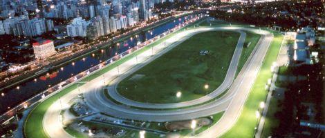 Jockey Club de São Paulo preparado para a festa do GP São Paulo de Turfe 2017