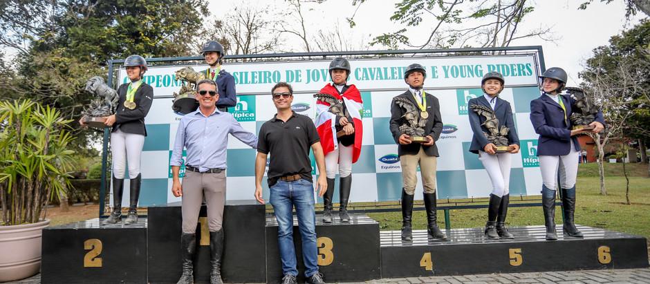 Paraná foi palco do Brasileiro de Jovens Cavaleiros e Young Riders 2018