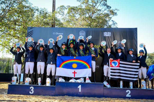 Ouro para Pernambuco no Pré-junior, São Paulo, prata, RS, bronze (Luis Ruas)