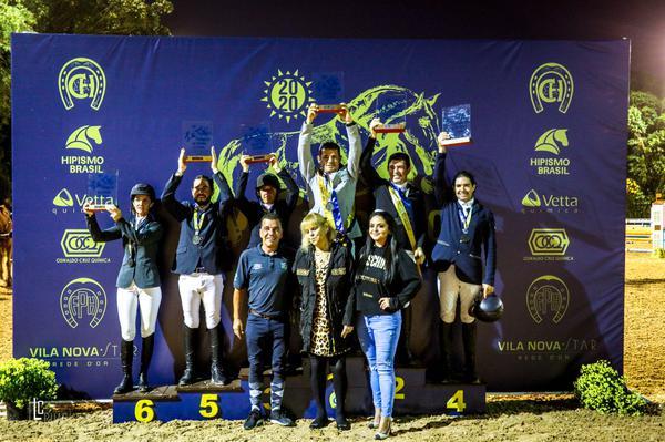 Missão cumprida para os vencedores da Copa Ouro em Santo Amaro (Luis Ruas)
