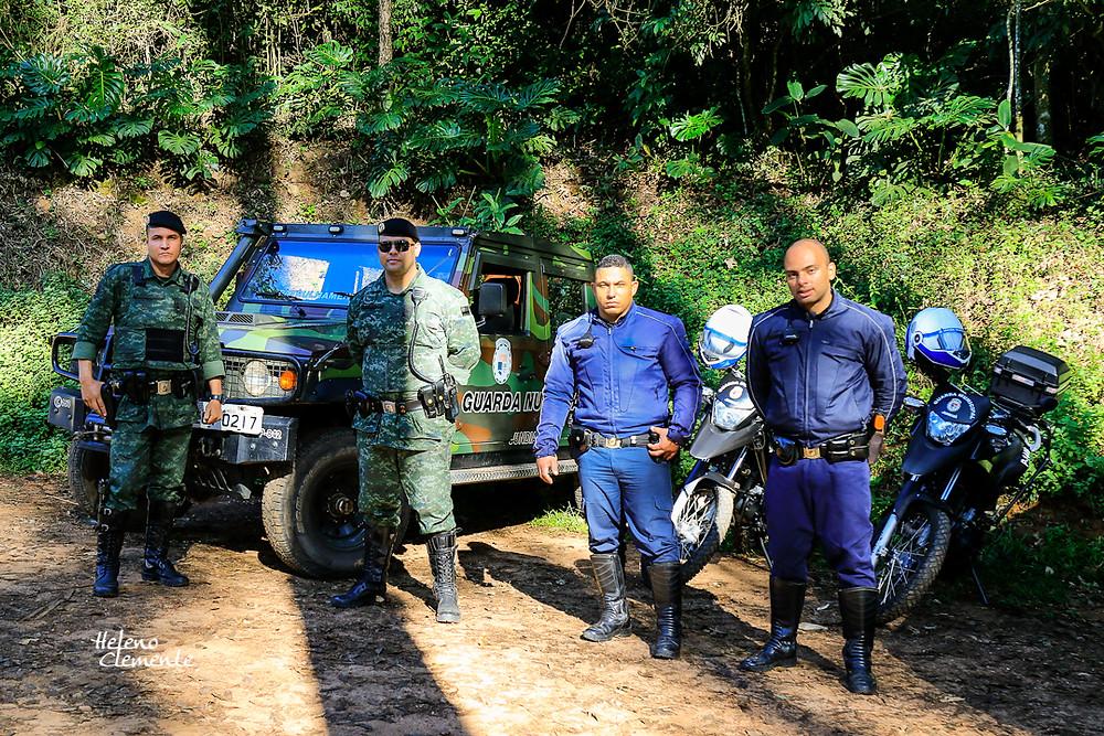 Guarda Municipal e Guarda Florestal