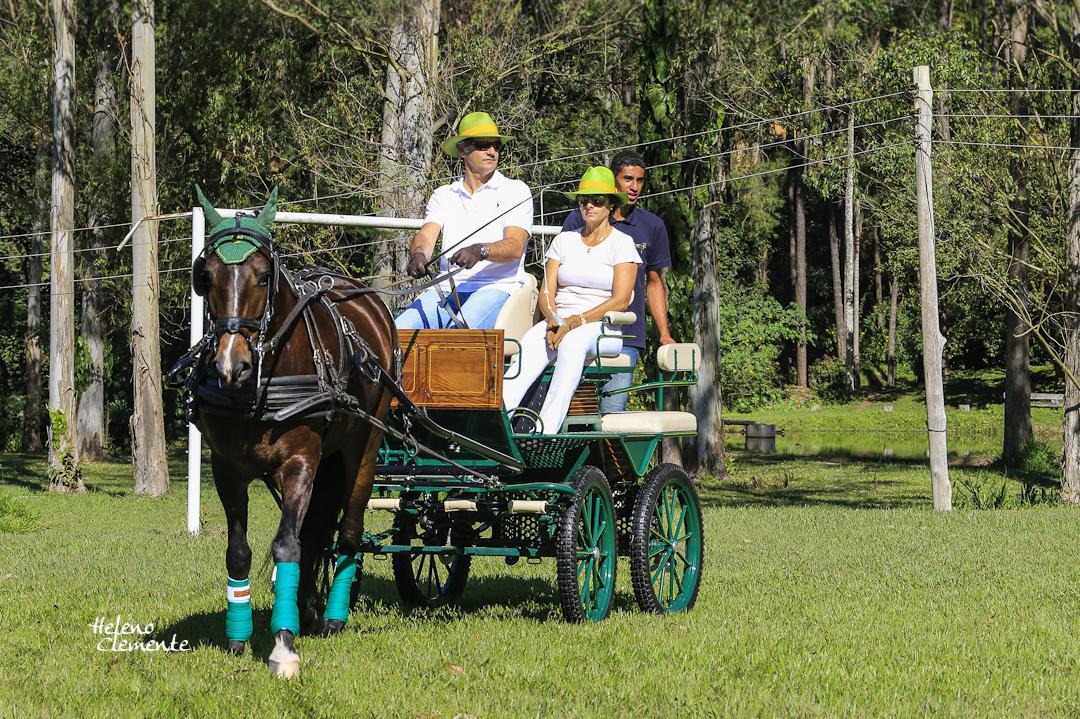 Eduard, Angela e Sergio