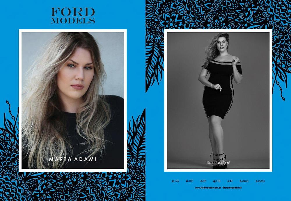 Martha Adami - Ford Models  (Divulgação)