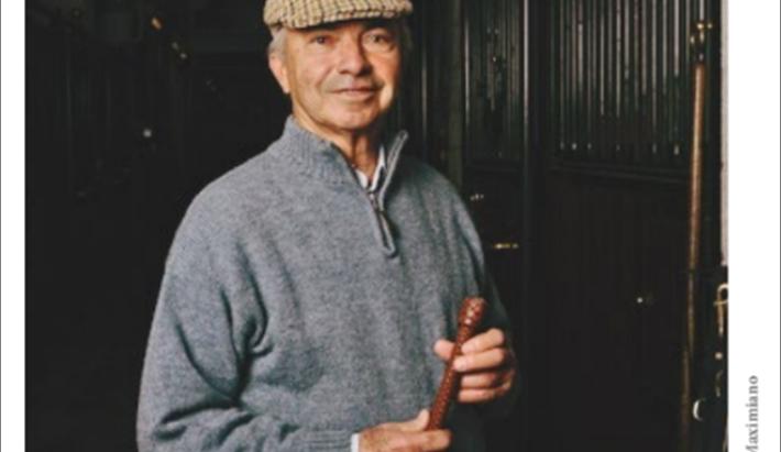 Clínica com Nelson Pessoa: oportunidade de aprender com quem soma 50 anos de experiência e muitas co
