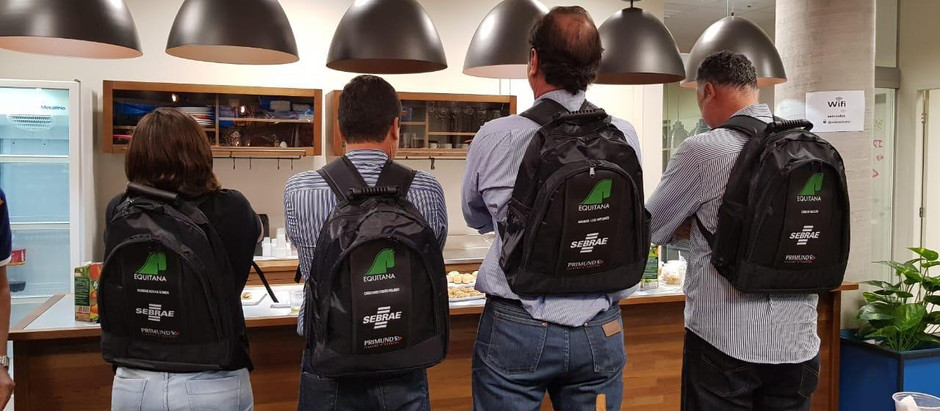 Missão Técnica Sebrae leva 15 empresários da equideocultura à Equitana