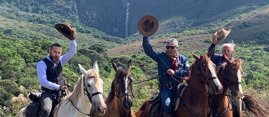 Expedição Velho Chico já percorreu 1900 km