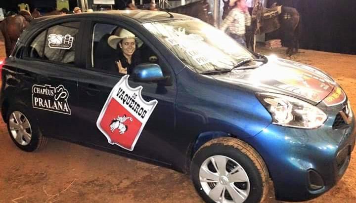 Copa RS Pralana confirma talentos da região: Letícia Mamede é a campeã.