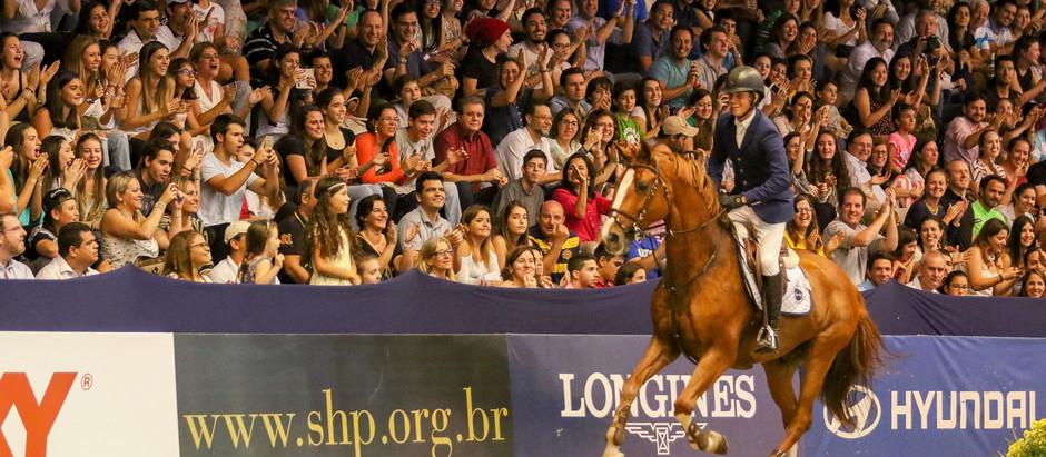 CSI-W Indoor na Hípica Paulista: começa o  evento mais esperado do ano