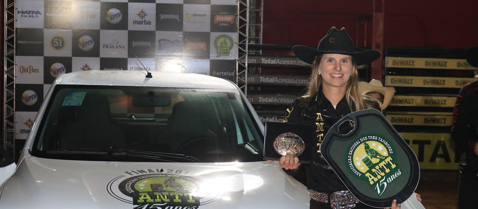 ANTT realiza final da temporada no JAGUARIÚNA RODEO FESTIVAL pelo segundo ano consecutivo