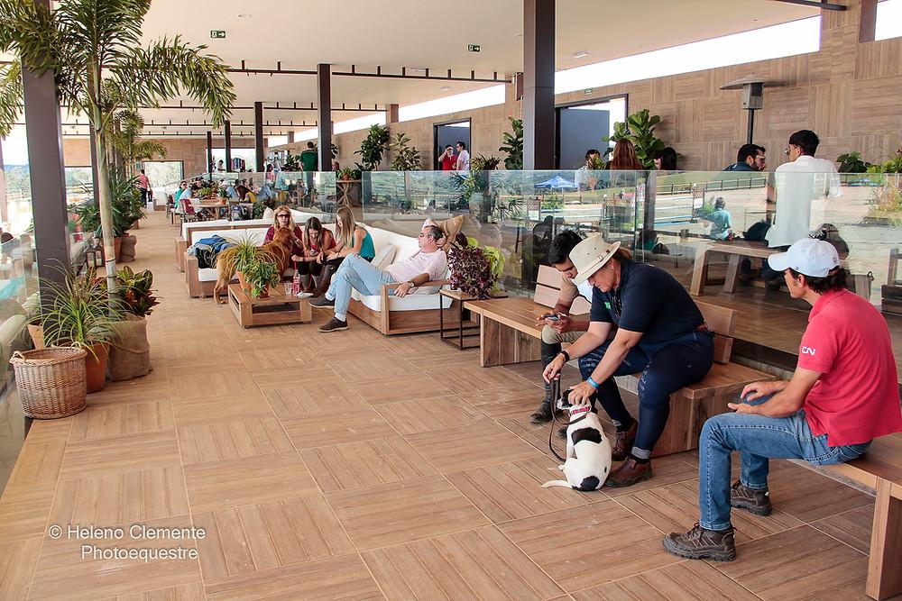 A II Etapa da Copa Chevaux de Salto inaugurou, noúltimo final de semana (02 e 03/07) em Campinas (SP), as novas instalações que a partir de agorao HarasAlbar passa a oferecer aos eventos da modalidade.