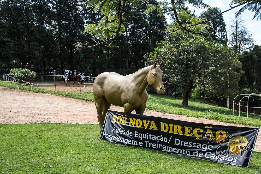 A nova sede da Escola de Equitação Troá assume o endereço da Hípica Valinhos, na cidade de mesmo nome.