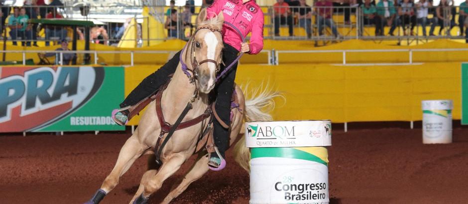 Veri Real é campeã do Handicap 3 no Congresso ABQM no Paratleta Três Tambores