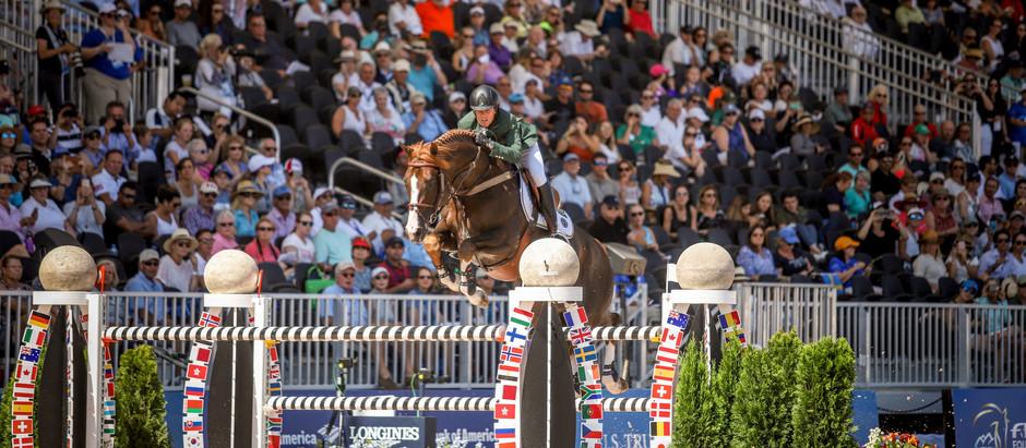 Pedro Veniss mantém chance de pódio na Final Individual dos Jogos Equestres Mundiais 2018