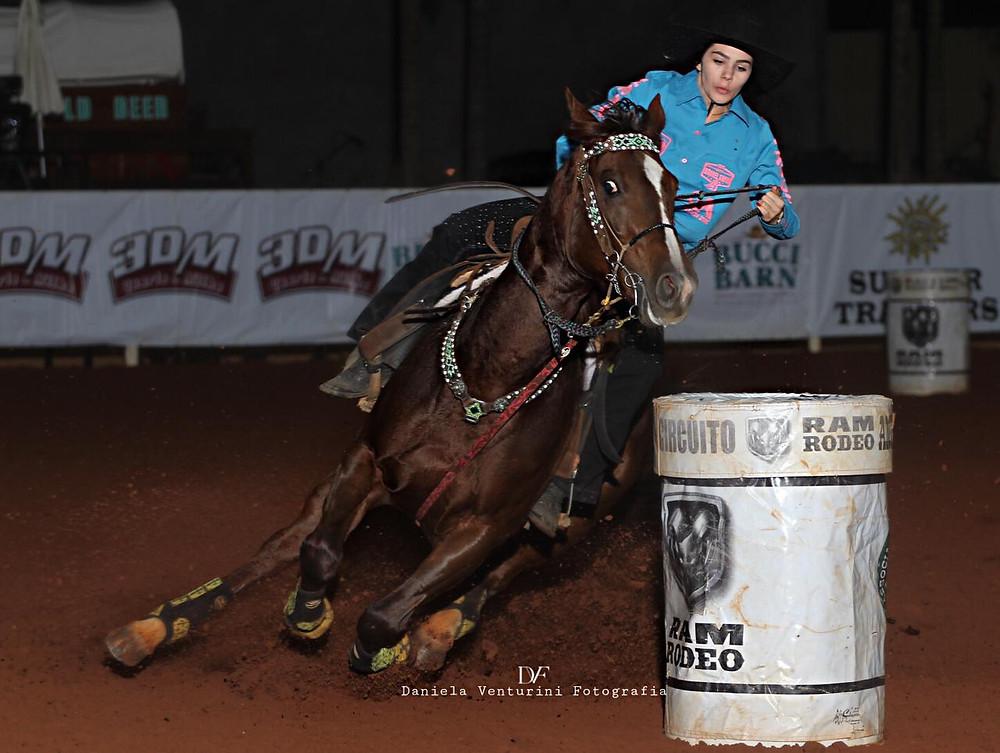 Ana Laura Savini - Campeã Final Prata GA Western l Show 2021 (foto Dani Ventuniri)