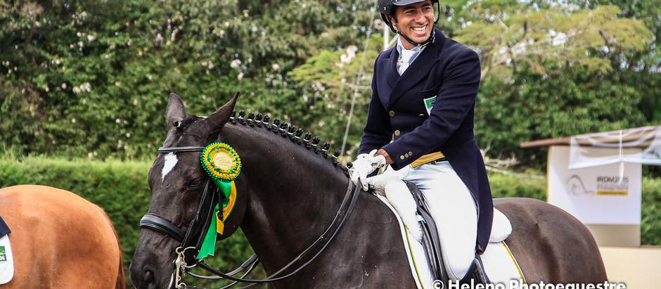 Brasil tem Dressage, CCE e Salto nos Jogos Pan-Americanos