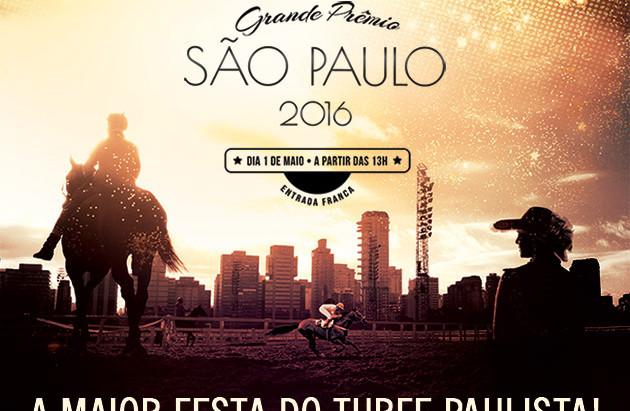 Neste domingo, a maior festa do turfe paulista
