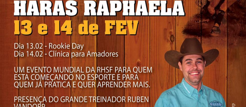 1° Rookie Day Brasil já tem contagem regressiva
