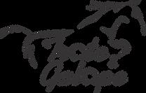 Novo logotipo TroteGalope preto.png