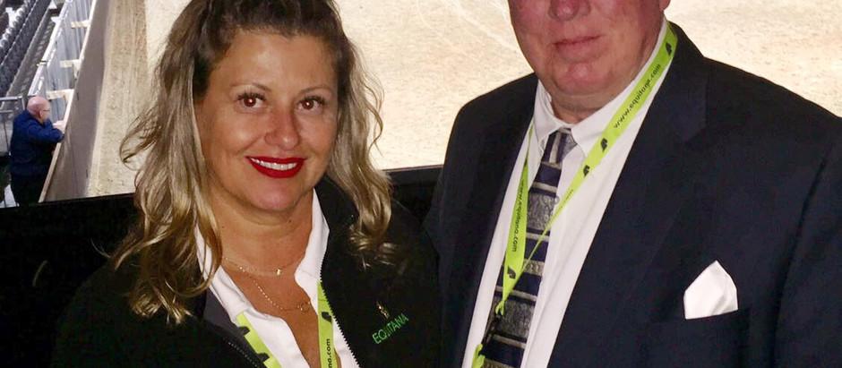 Estados Unidos ganham Equitana em 2018; Patrícia Opik é a representante exclusiva no Brasil.