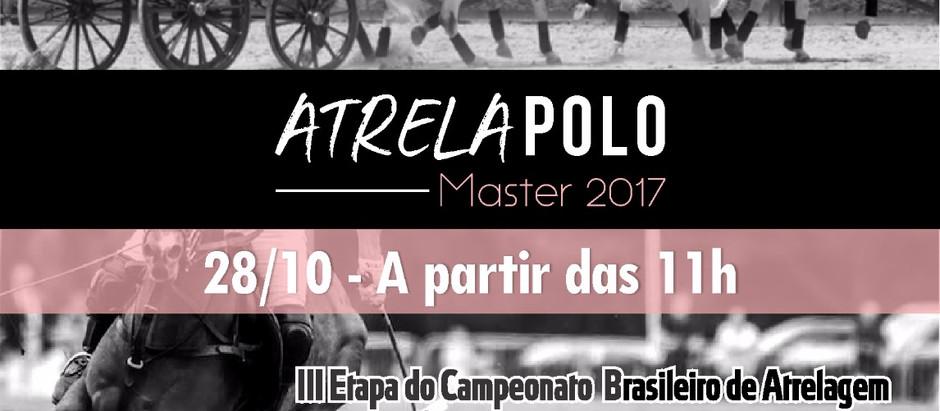 Terceira etapa do Ranking CBH de Atrelagem Esportiva será neste sábado, no Helvetia Polo
