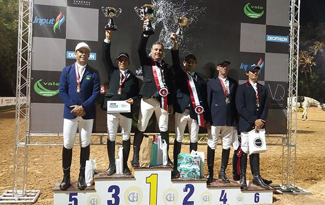 PAULISTÃO 2018: Campeonato Paulista Seniores e Cavalos Novos, de 3 a 8/07 no Clube Hípico de Santo A