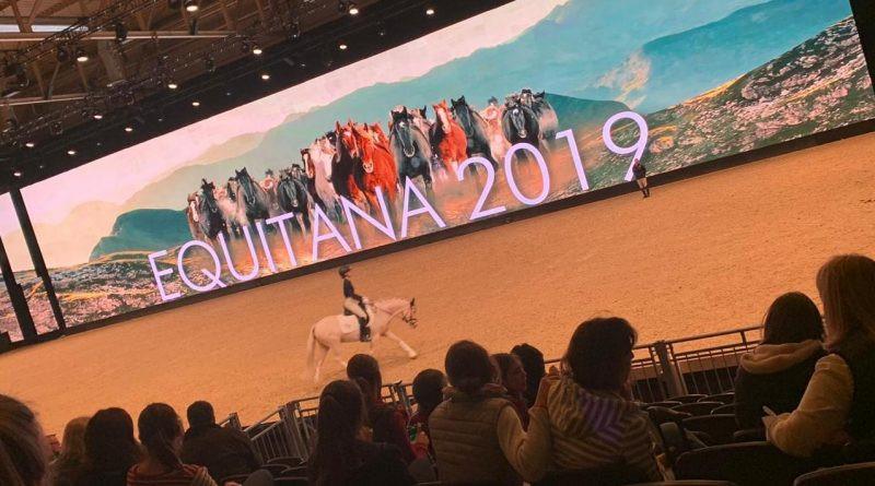 A maior feira equestre do mundo começou nosábado (9/3),em Essen (Alemanha),com pavilhões lotados pelo público amante do mundo equestre.