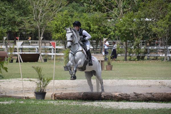 O cavaleiro olímpico Marcio Appel: habilitado para a Olimpíada compete no CHSA (Duilio Andrade)