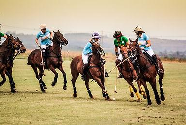 Buenos Aires e Brasil jogam no Helvetia Polo