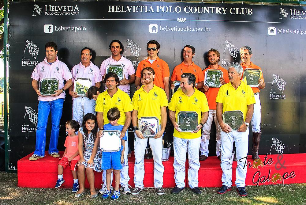 Guabi Polo, Tigres e Cuatro Vientos venceram seus respectivos grupos e faturaram o título da competição.
