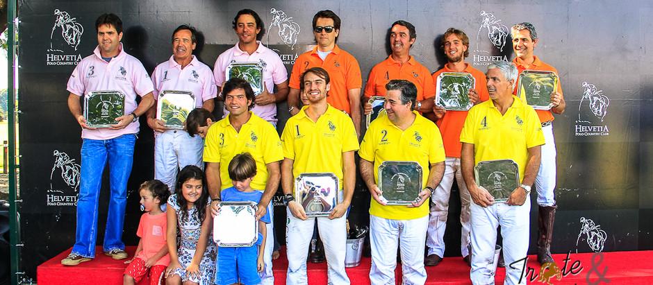 Guabi, Tigres e Cuatro Vientos venceram o I International Helvetia Polo 2015