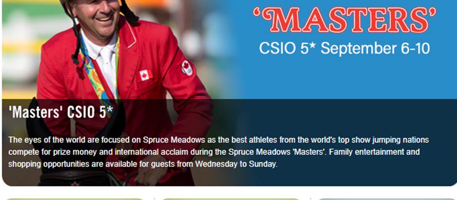 Copa das Nações: Brasil busca o bi no CSIO5* de Spruce Meadows, Canadá