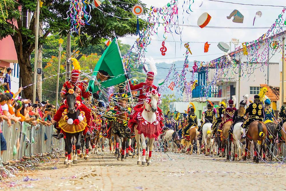 Carnaval a Cavalo 2017 - Giazi Cavalcante