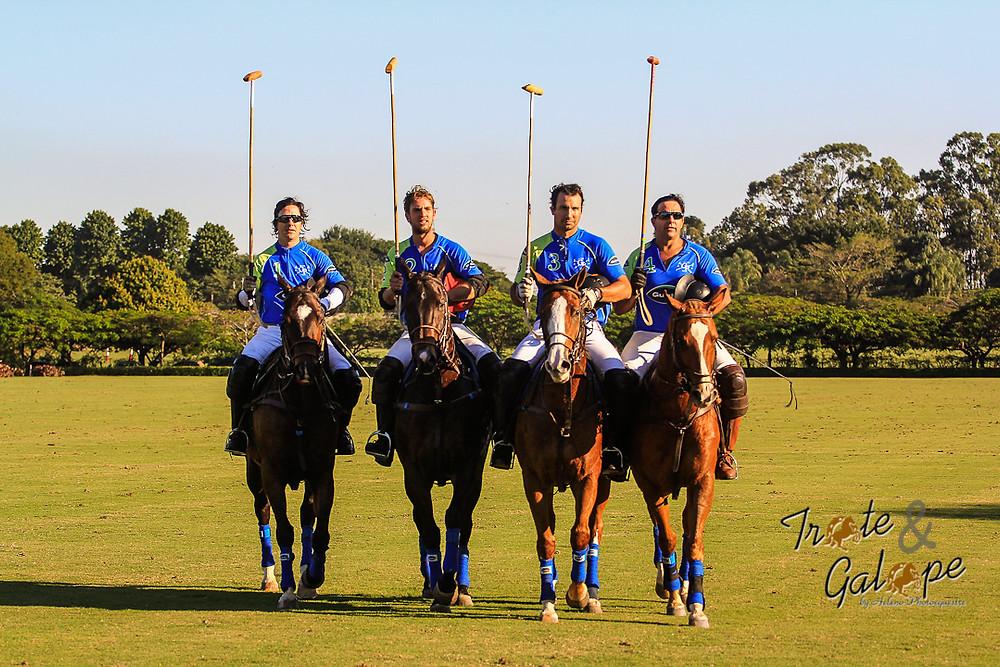 Guabi Polo conquistou o bicampeonato consecutivo do Aberto do Estado de São Paulo.
