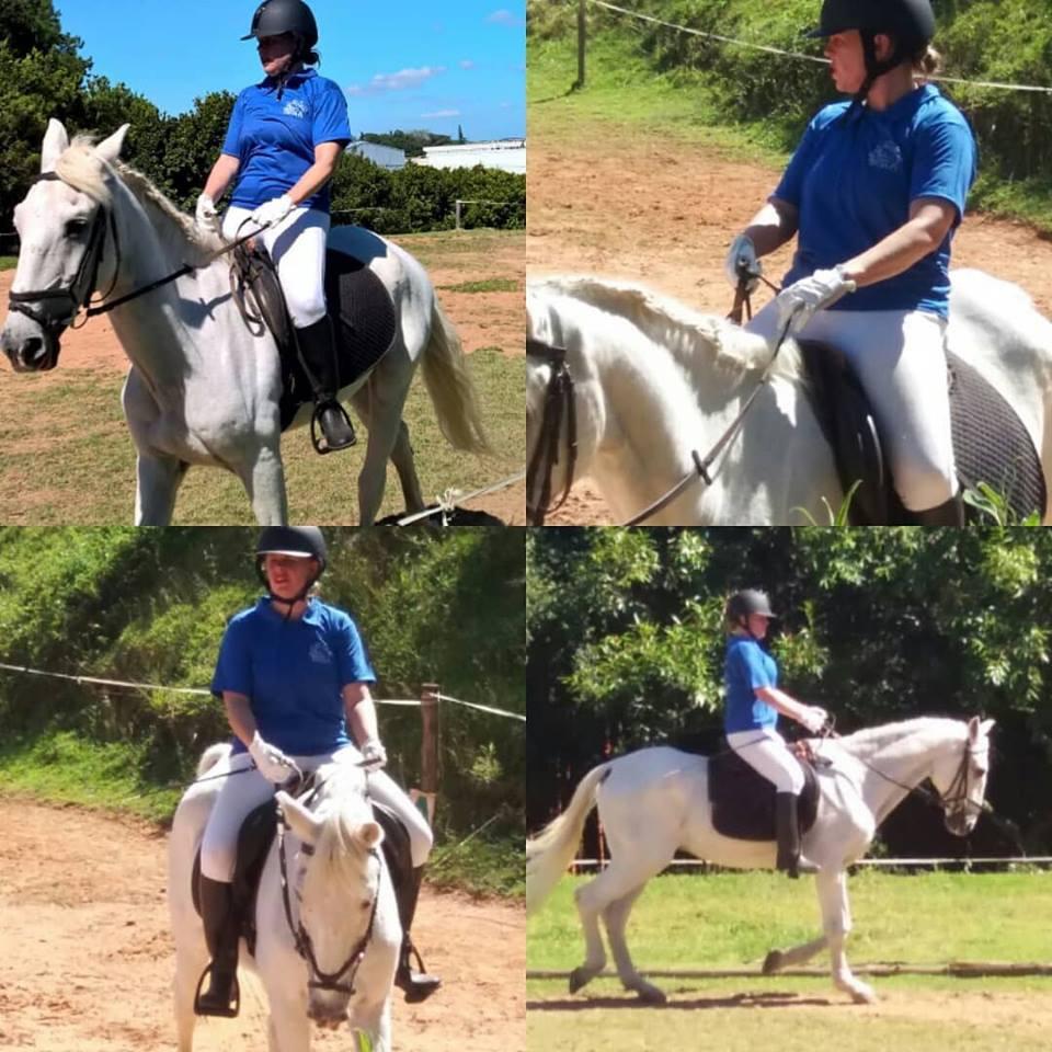 1ª Etapa do Ranking 2018 de Adestramento Clássico, na Academia e Escola de Equitação Troá, Valinhos (SP)