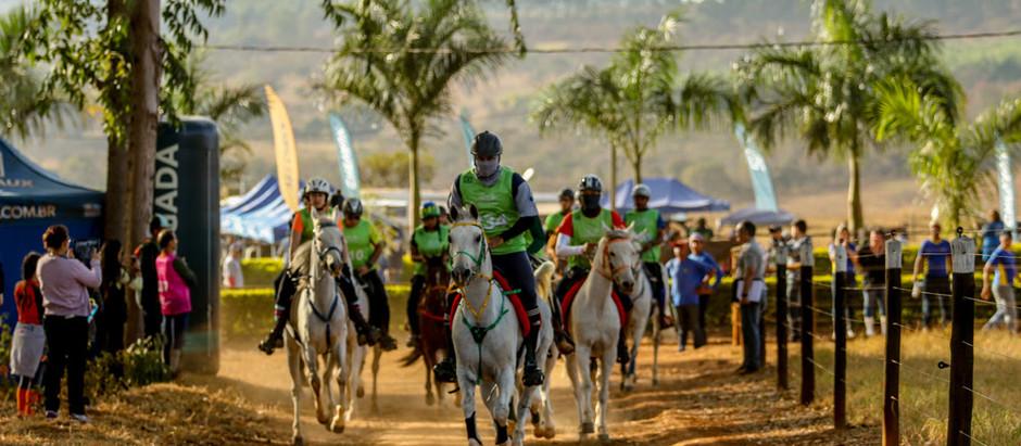 Haras Minas Gerais Endurance recebe cavaleiros para a III Etapa da Copa Chevaux