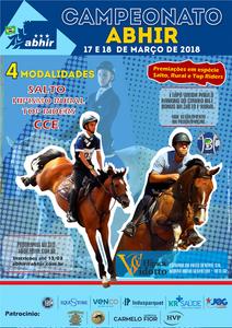 Hípica Vidotto abre suas portas para todas as modalidades equestres da ABHIR – Associação Brasileira dos Cavaleiros de Hipismo Rural.