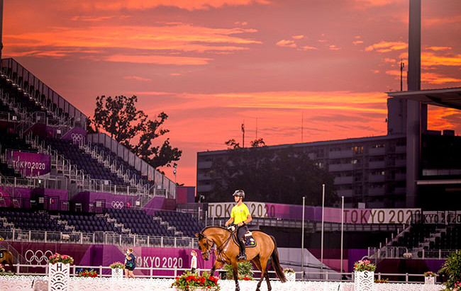 Concurso Completo de Equitação: histórico olímpico do Time Brasil, perfil de atletas e programação