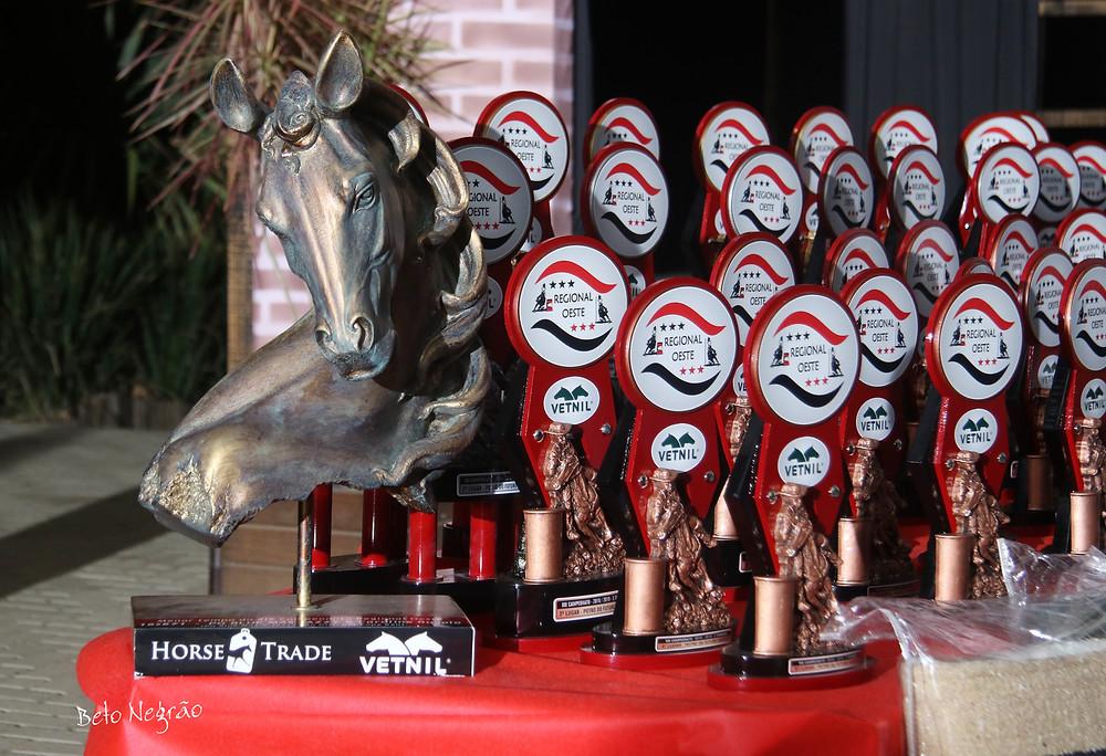 Muitos prêmios e valorização dos participantes (foto Beto Negrão)