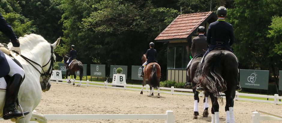 Contagem regressiva para 2ª qualificativa pan-americana no Adestramento na Hípica Paulista