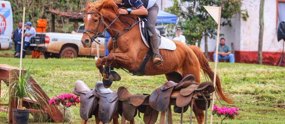 Rodada hípica, em Jaú: provas de Salto Clássico e Hipismo Rural
