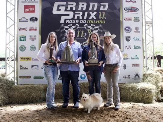 11º Grand Prix Haras Raphaela: show de grandes emoções em Tietê (SP)