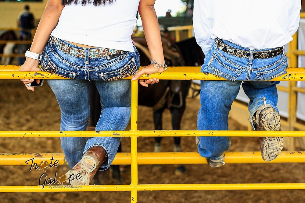 Haras Raphaela reúne apaixonados por cavalos e estilo country