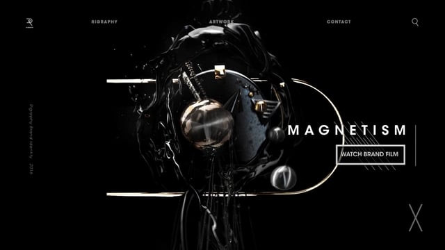 MAGNETISM (Rigraphy Brand Film)