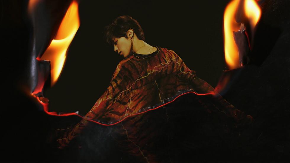 KIM WOO SEOK - RED MOON (赤月) MV