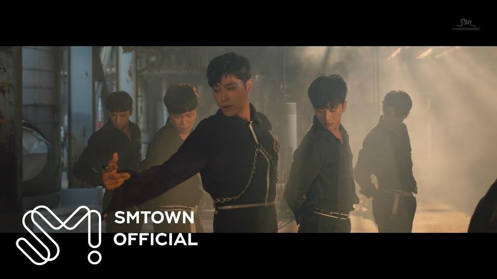 U-KNOW 유노윤호 'DROP' MV