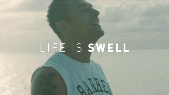 [BARREL] 'SAIPAN BLUE LIFE' - JULIEN KANG
