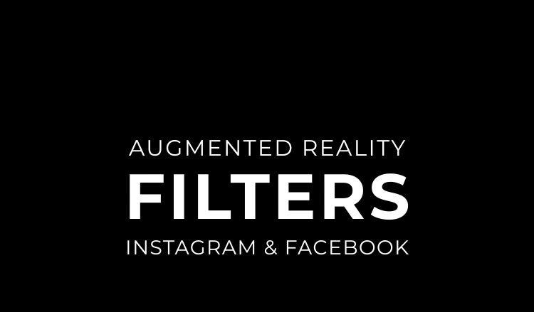 This is the demo reel of GOWAAA Instagram AR filters