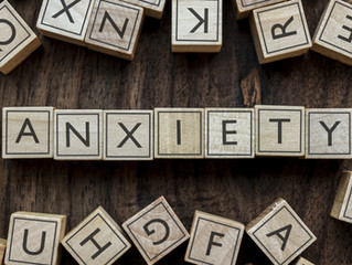 Anxiety and fear, let's tackle it :-)